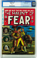 Golden Age (1938-1955):Horror, Haunt of Fear #10 Gaines File pedigree 1/12 (EC, 1951) CGC NM/MT9.8 White pages. When it comes to condition and page qualit...