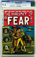 Golden Age (1938-1955):Horror, Haunt of Fear #10 (EC, 1951) CGC NM- 9.2 Off-white pages. Anexceptional copy of an issue that includes a stunning bullfight...
