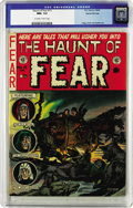 Golden Age (1938-1955):Horror, Haunt of Fear #13 (EC, 1956) CGC NM+ 9.6 Off-white to white pages.You can't go wrong with this Gaines File Copy currently r...