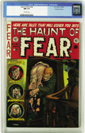 Golden Age (1938-1955):Horror, Haunt of Fear #20 Gaines File pedigree 8/11 (EC, 1953) CGC NM 9.4Off-white pages. Those pesky bodies, always cluttering up ...