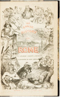 Books:Literature Pre-1900, [John Leech, illustrator]. Gilbert Abbott A Beckett. The Comic History of Rome. London: Bradbury and Evans, [n.d.]. ...