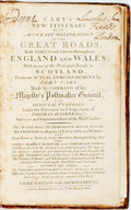 Books:World History, John Cary. Cary's New Itinerary: or, an Accurate Delineation of the Great Roads, both Direct and Cross, throughout Engla...