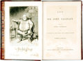 Books:Biography & Memoir, [George Cruikshank, illustrator]. Robert Brough. The Life of SirJohn Falstaff. London: Longman, et al, 1858. Large ...