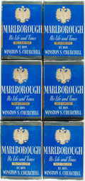 Books:Biography & Memoir, Winston Churchill. Marlborough His Life and Times. New York: Scribner's, [1933]. First edition. Complete in six octa... (Total: 6 Items)