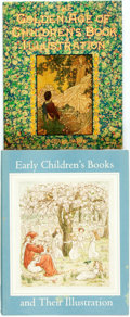Books:Reference & Bibliography, [Children's Book Illustration]. Two Books about Children's BookIllustration. Various publishers and dates. First editions. ...(Total: 2 Items)