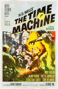 "Movie Posters:Science Fiction, The Time Machine (MGM, 1960). Poster (40"" X 60"").. ..."