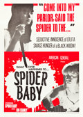 "Movie Posters:Horror, Spider Baby (American General Pictures, Inc., 1968). One Sheet (29""X 40.75"").. ..."