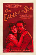 "Movie Posters:Adventure, The Eagle of the Sea (Paramount, 1926). One Sheet (27"" X 40.75"")Style A.. ..."