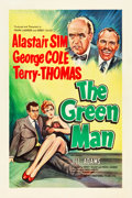 "Movie Posters:Action, The Green Man (British Lion, 1956). British One Sheet (27"" X 40"")....."