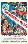 "Movie Posters:Science Fiction, Invaders from Mars (20th Century Fox, 1953). One Sheet (27"" X 41.75"").. ..."