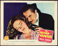 """Movie Posters:Horror, The Return of the Vampire (Columbia, 1943). Lobby Card (10 7/8 """" X 13"""").. ..."""