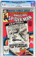 Modern Age (1980-Present):Superhero, The Amazing Spider-Man Annual #15 (Marvel, 1981) CGC NM/MT 9.8White pages....