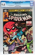 Modern Age (1980-Present):Superhero, The Amazing Spider-Man #206 (Marvel, 1980) CGC NM/MT 9.8 Off-whiteto white pages....