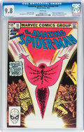 Modern Age (1980-Present):Superhero, The Amazing Spider-Man Annual #16 (Marvel, 1982) CGC NM/MT 9.8White pages....