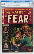 Golden Age (1938-1955):Horror, Haunt of Fear #9 (EC, 1951) CGC FN 6.0 Off-white pages....