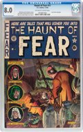 Golden Age (1938-1955):Horror, Haunt of Fear #11 (EC, 1952) CGC VF 8.0 Off-white to whitepages....