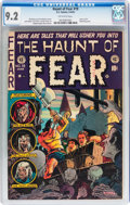 Golden Age (1938-1955):Horror, Haunt of Fear #19 (EC, 1953) CGC NM- 9.2 Off-white pages....