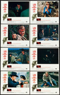 """Movie Posters:Western, True Grit (Paramount, 1969). Lobby Card Set of 8 (11"""" X 14"""").. ...(Total: 8 Items)"""