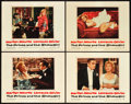"Movie Posters:Romance, The Prince and the Showgirl (Warner Brothers, 1957). Lobby Cards(4) (11"" X 14"").. ... (Total: 4 Items)"