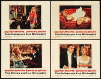 """The Prince and the Showgirl (Warner Brothers, 1957). Lobby Cards (4) (11"""" X 14""""). ... (Total: 4 Items)"""