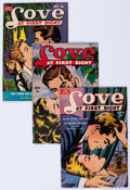 Golden Age (1938-1955):Romance, Love at First Sight Group (Ace, 1950-56) Condition: AverageFN/VF.... (Total: 14 Comic Books)