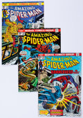 Bronze Age (1970-1979):Superhero, The Amazing Spider-Man Group (Marvel, 1974-84) Condition: AverageNM-.... (Total: 37 Comic Books)