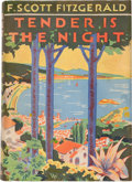 Books:Literature 1900-up, F. Scott Fitzgerald. Tender is the Night. A Romance. NewYork: Charles Scribner's Sons, 1934. First edition, first p...