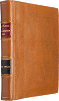 Books:Literature Pre-1900, Mark Twain. Adventures of Huckleberry Finn (Tom Sawyer¹sComrade). With one hundred and seventy-four illustratio...