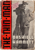 Books:Mystery & Detective Fiction, Dashiell Hammett. The Thin Man. New York: Alfred A. Knopf,1934. First edition....