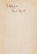 Books:Literature 1900-up, F. Scott Fitzgerald. The Great Gatsby. New York: CharlesScribner's Sons, 1925. First edition, first printing. Sig...