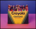 Photographs, Neil Winoch (American, 20th Century). Crayon Box, 1994. Dye destruction. 11 x 14 inches (27.9 x 35.6 cm). Signed and dat...