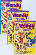 Bronze Age (1970-1979):Cartoon Character, Wendy, the Good Little Witch #88 File Copy Long Box Group (Harvey,1975) Condition: Average VF....
