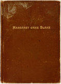 Books:Biography & Memoir, [Slave Narrative]. Sarah Levering. Memoirs of Margaret Jane Blake of Baltimore, Md., and Selections in Prose and Verse. ...