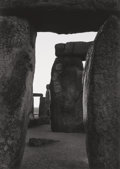 Photographs, PAUL CAPONIGRO (American, b. 1932). Stonehenge, 1967. Gelatin silver. 19-1/4 x 13-3/4 inches (48.9 x 34.9 cm). Signed in...