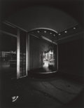 Photographs, THOMAS SCHIFF (American, 20th century). Curved Glass, Newport, 1979. Gelatin silver. 13-3/4 x 10-3/4 inches (34.9 x 27.3...