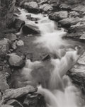Photographs:Gelatin Silver, GEORGE TICE (American, b. 1938). Roaring Fork River, Colorado, 1969. Gelatin silver, printed later. 9-1/2 x 7-5/8 inches...