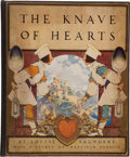 Books:Children's Books, [Maxfield Parrish, illustrator]. Louise Saunders. The Knave of Hearts. With Pictures by Maxfield Parrish. New York: ...