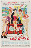 "Movie Posters:Musical, Les Girls (MGM, 1957). One Sheet (27"" X 41""). Musical.. ..."