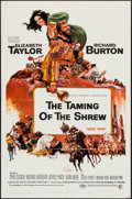 """Movie Posters:Comedy, The Taming of the Shrew (Columbia, 1967). One Sheet (27"""" X 41""""). Comedy.. ..."""