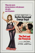 """Movie Posters:Comedy, The Owl and the Pussycat & Other Lot (Columbia, 1970). International One Sheets (2) (27"""" X 41""""). Comedy.. ... (Total: 2 Items)"""