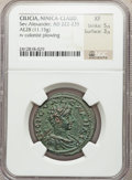 Ancients:Roman Provincial , Ancients: CILICIA. Ninica-Claudiopolis. Severus Alexander (AD222-235). Æ 28mm (11.15 gm)....