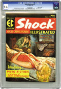 Magazines:Crime, Shock Illustrated #2 Gaines File pedigree 2/12 (EC, 1956) CGC NM+9.6 Off-white pages. You're looking at one of the last non...
