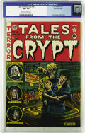 Golden Age (1938-1955):Horror, Tales From the Crypt #24 Gaines File pedigree 7/12 (EC, 1951) CGCNM+ 9.6 Off-white to white pages. For this issue, Al Felds...