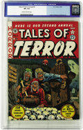 Golden Age (1938-1955):Horror, Tales of Terror Annual #2 (EC, 1952) CGC VF+ 8.5 Cream to off-whitepages. These annuals, which weren't distributed national...