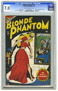 Daring Mystery Comics #1 Denver pedigree Timely, 1940) CGC NM 9.4 Off-white pages. This milestone Timely hit the newssta...