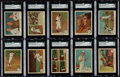 """Baseball Cards:Sets, 1959 Fleer """"Ted Williams"""" Partial Set (40/80) Plus Extra. ..."""