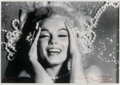 Photographs, BERT STERN (American, 1929-2013). Marilyn Monroe, Pearls, 1962. Pigment ink print. 16 x 23 inches (40.6 x 58.4 cm). Sign...