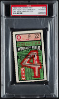 Baseball Collectibles:Tickets, 1932 World Series Game 4 Ticket Stub....