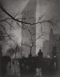 Photographs, EDWARD STEICHEN (American, 1879-1973). The Flatiron, New York, 1905. Photogravure, printed by Jon Goodman with Aperture ...