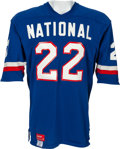 Football Collectibles:Uniforms, 1975 Paul Krause Game Worn Pro Bowl Jersey....